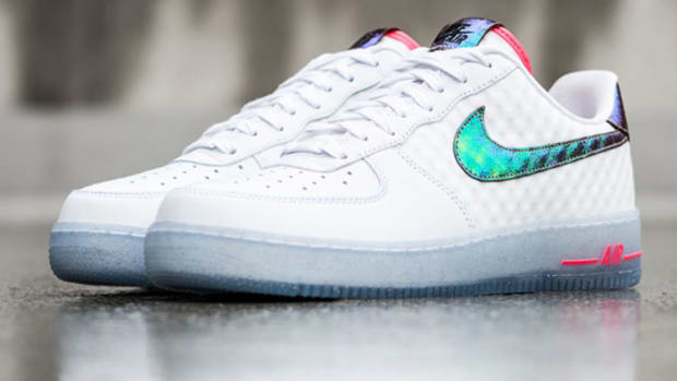 "competitive price b78cb 4d71b Nike Air Force 1 Low CMFT Premium QS – ""Hyper Punch"""