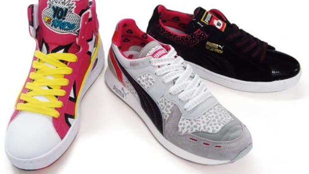 PUMA x Yo! MTV Raps - 3rd Series - First Round | RS-100 | Suede Patent