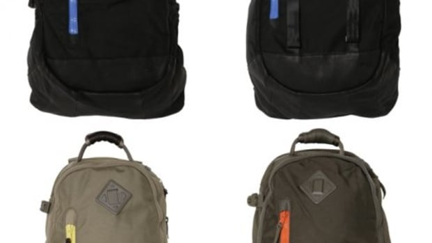 visvim - Spring/Summer 08 Ballistic Backpacks - 0