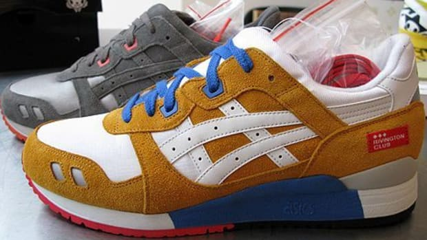 A.R.C. (Rivington Club) x ASICS Onitsuka Tiger - Gel Lyte III - Part 2