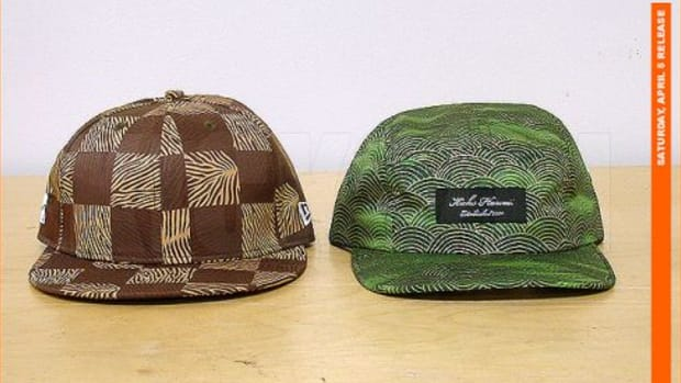 KICKS/HI x Sig Zane - Olakoa'ka New Era 59FIFTY Cap | Green Wave 5-Panel Cap