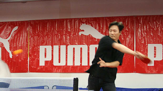 PUMA Table Tennis Tournament - 0