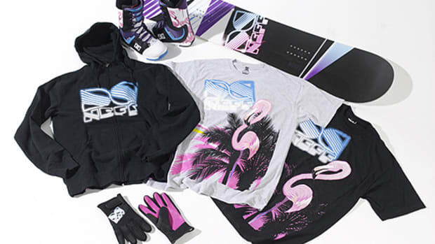 NEFF x DC Snowboarding   Winter 2011   Limited Snow Edition Collection
