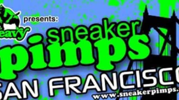 Sneaker Pimps San Francisco - August 4 - 0