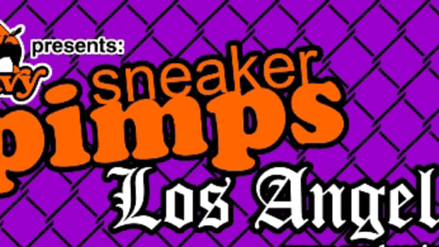 Sneaker Pimps Los Angeles - July 28 - 0