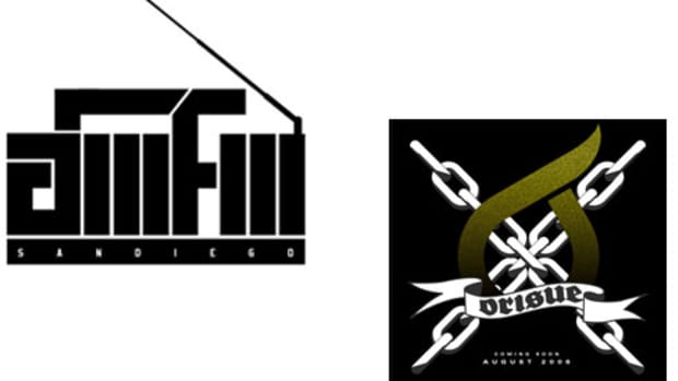 Orisue Clothing x AM/FM - T-Shirts - 0
