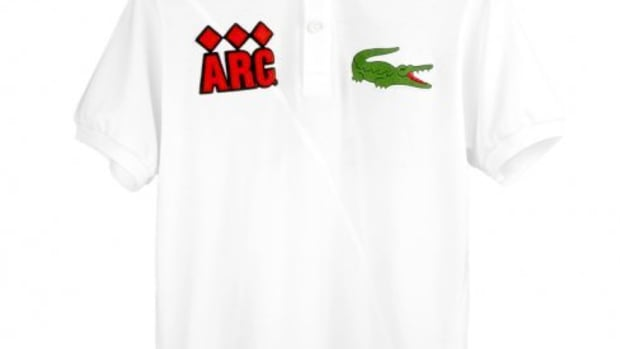 Alife Rivington Club (A.R.C.) x LACOSTE Polo Collection