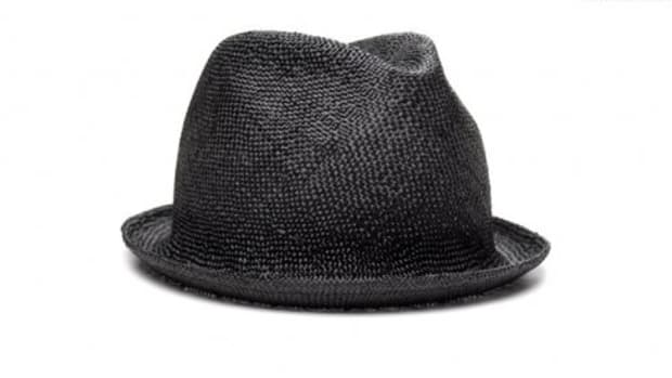 NEIGHBORHOOD - Straw Fedora Hat - 0
