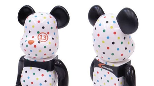 Gallery1950 x MEDICOM TOY - 400% BE@RBRICK