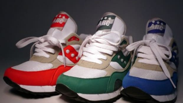 Saucony Shadow 6000 x Alife Rivington Club (A.R.C.)