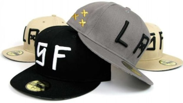 HUF - LA + SF New Era 59FIFTY Caps - 0