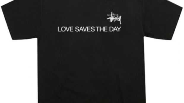 Stussy x Love Saves the Day T-Shirt - 0