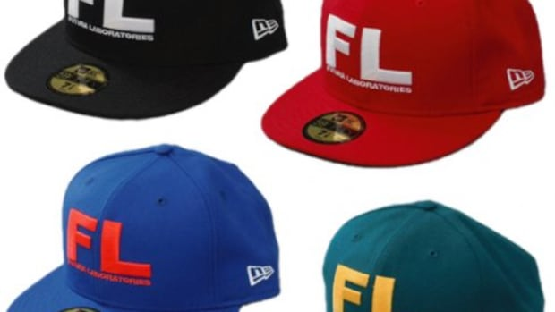 FUTURA LABORATORIES x New Era - FL Logo
