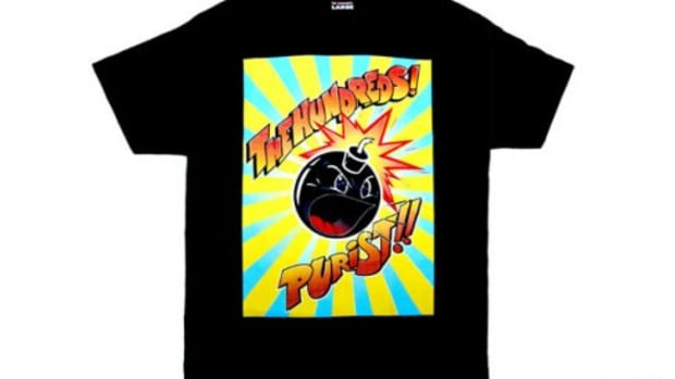 The Hundreds x Purist - Anniversary T-Shirt - 0