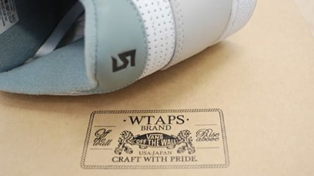 WTAPS x VANS Syndicate - Bash