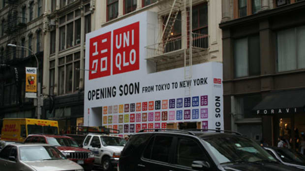 UNIQLO Flagship Store - Taking Shape - 0