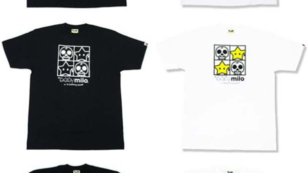 New BAPE & Baby Milo T-Shirts