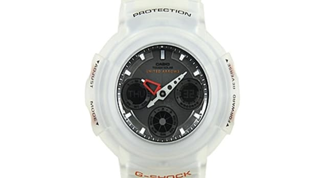 United Arrows x Casio G-Shock - 25th Anniversary Edition AWG-525UAJ-7AJR