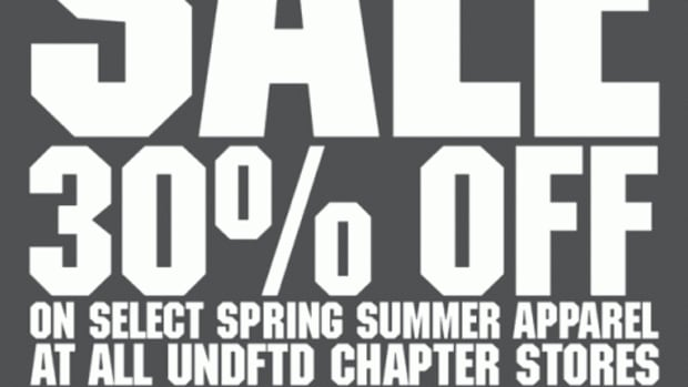 UNDFTD - Spring/Summer Sale - 0