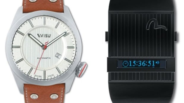 Evisu - EVISUISSE Timepiece Collection