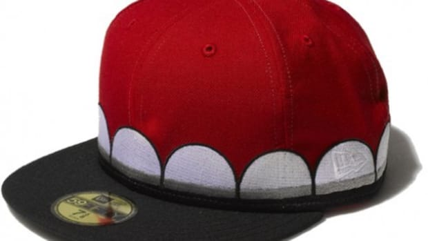 OriginalFake x New Era - Teeth BB Cap