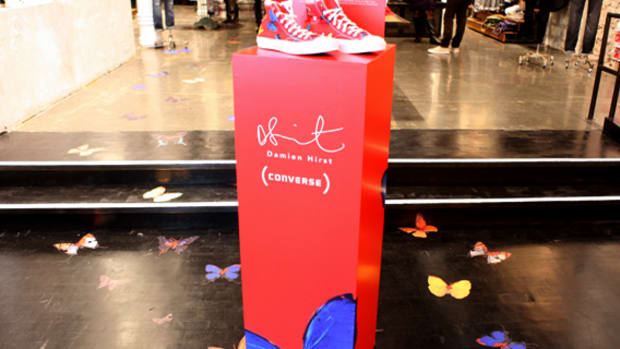 CONVERSE SoHo   Damien Hirst x CONVERSE PRODUCT(RED) Chuck Taylor All Star | Available Now