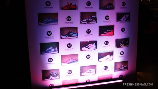 Sneakerpedia   London Launch Party Recap