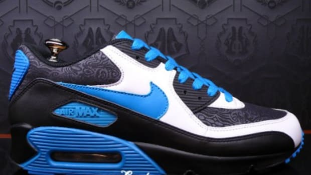 Nike Air Max 90 Studio iD - Fall 2008