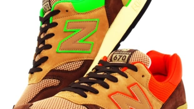 HECTIC x Stussy x New Balance - CM670 - Part 3