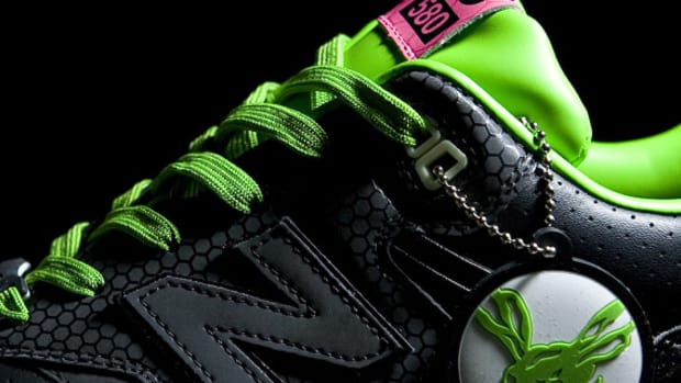 PHANTACi x New Balance MT580   Green Hornet | Detailed Look