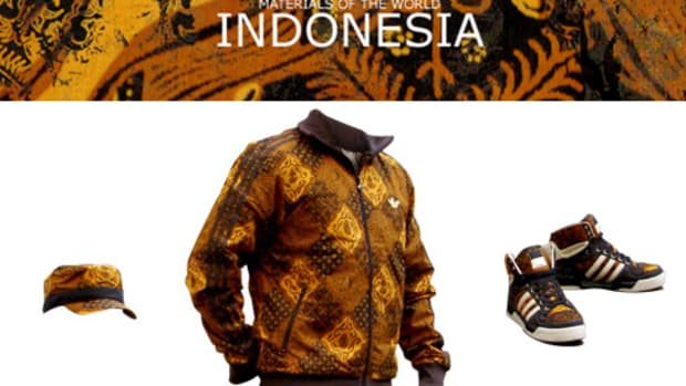 adidas Originals - Materials of the World - Indonesia - 0