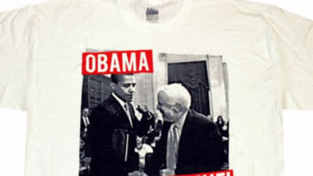 "Mighty Healthy - Obama ""BumaYe"" T-Shirt - 0"