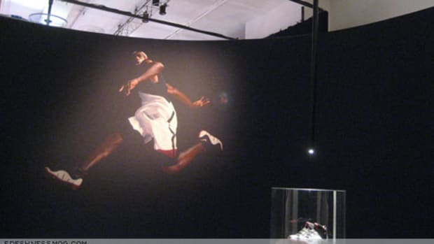 LeBron NYC Pop-Up Store + Exhibition Photos - 0