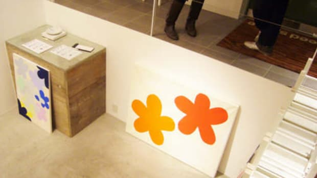 """The Flower"" Exhibition @ Reed Space Tokyo - 0"