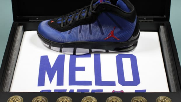 Jordan Melo M7 Advance   Welcome To NY Pack | Detailed Images