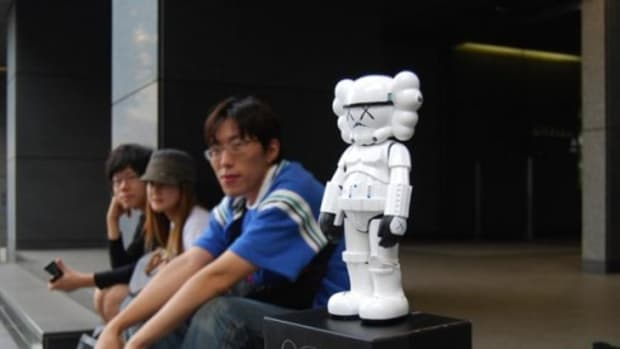 OriginalFake - Storm Trooper - KAWS Version Release - 0