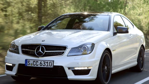 Mercedes Benz C63 AMG Coupé | 457 Horsepower Of Pure Adrenaline