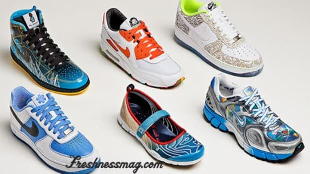 Nike Doernbecher Freestyle 5 - 2008 Collection