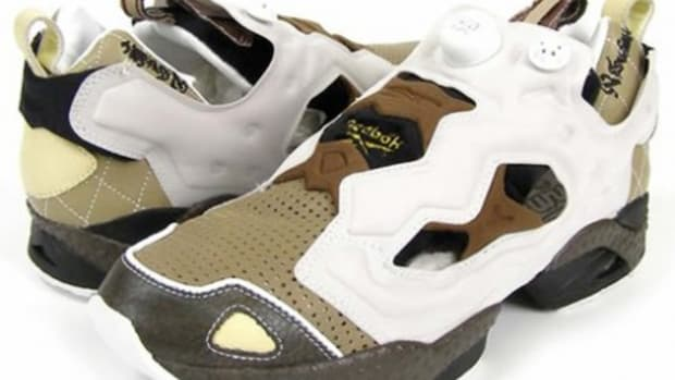 Reebok x mita Sneakers - Insta Pump Fury - Flash Back 1997
