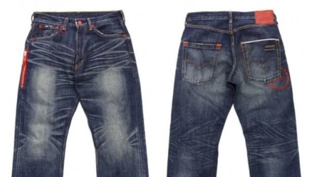 Levi's Fenom - Red Package Denim - 0