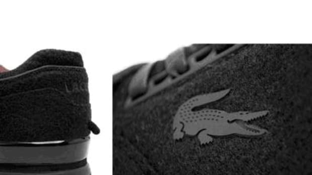LACOSTE x Shoes-UP