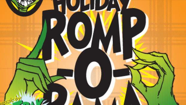 10.DEEP - Holiday Romp-O-Rama Party - 0