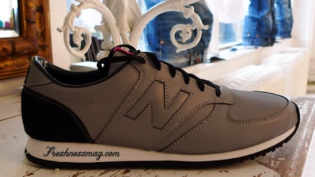 New Balance 420 x DDC Lab - Reflective 420 Sneaker
