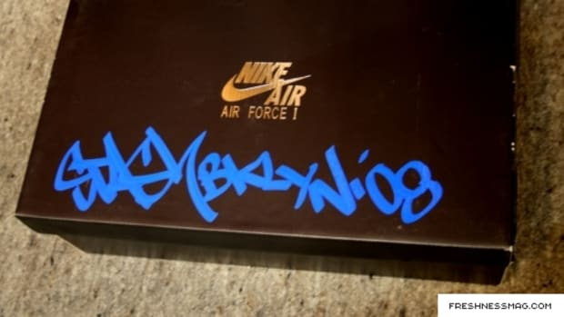 Nike Air Force 1 High x Stash - Release Recap