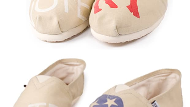 TOMS Shoes - Election Day Special Edition