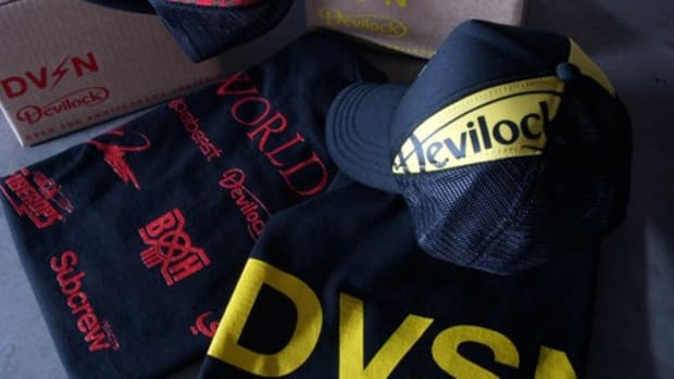 Devilock x SUBDIVISION - 2nd Anniversary Collection