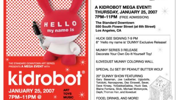Kidrobot Mega Event @ The Standard Downtown - 0