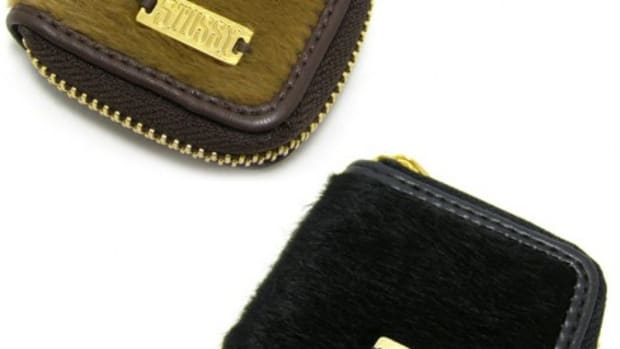 Stussy - Pony Hair Coin Case