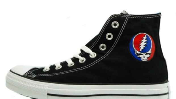 Converse All Star High Top x Grateful Dead