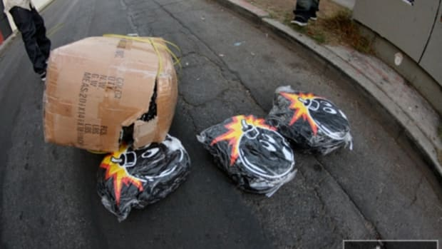 The Hundreds - Adam Bomb Pillow - 3